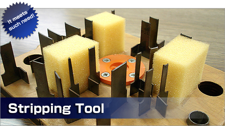 Stripping Tool